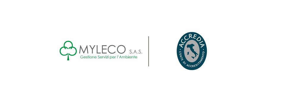 Myleco e Accredia - L'ente di Accreditamento